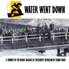 cover image of CD Water Went Down