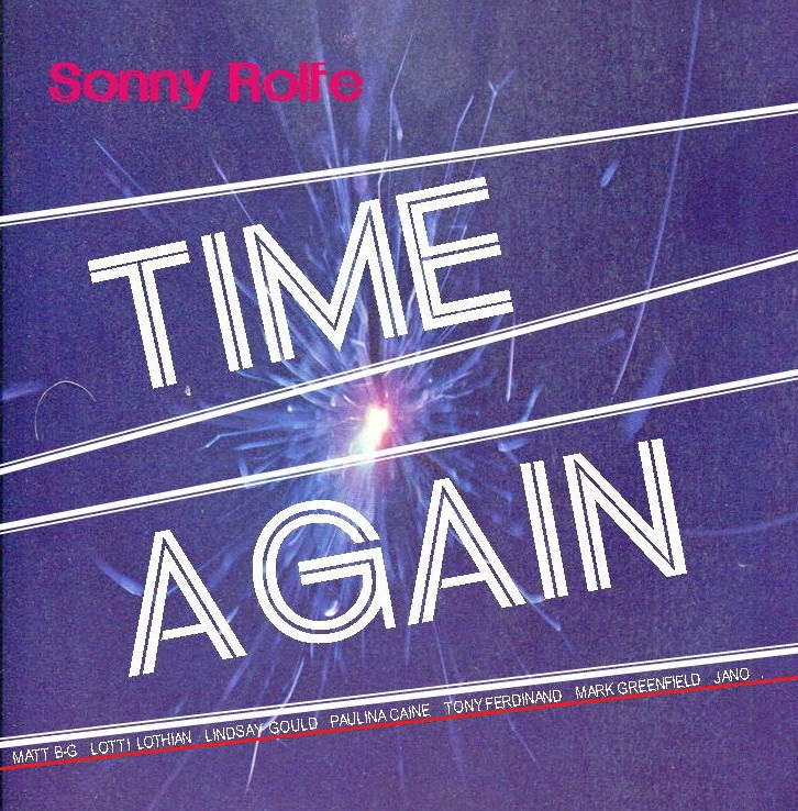image of CD titled: Time Again - the Second Decade of Sonny Rolfe